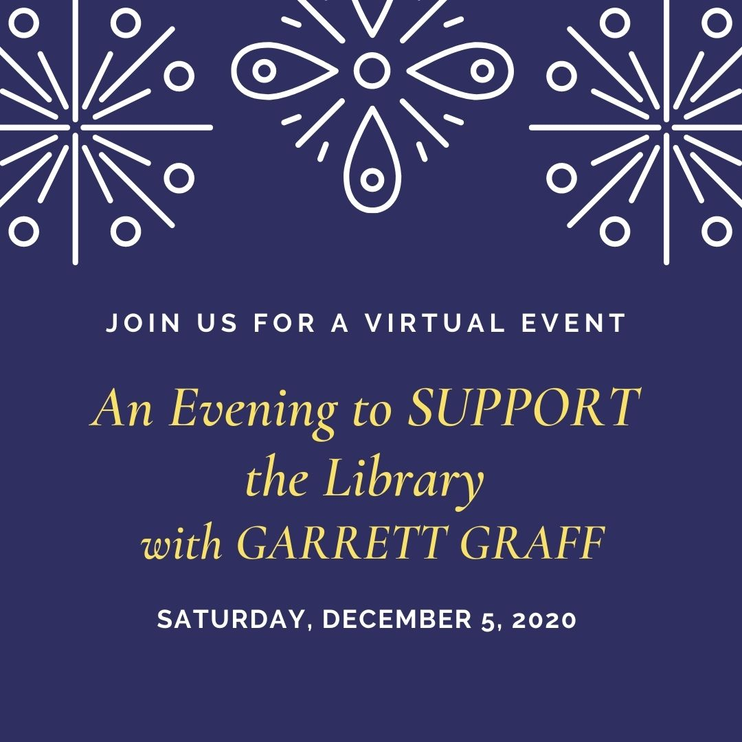 An Evening to Support the Library