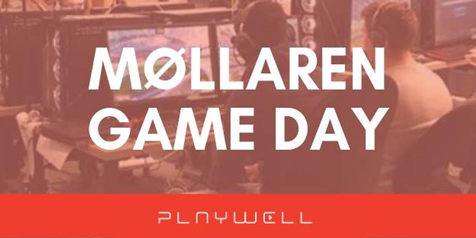 Møllaren Game Day 4 (13-16 år)