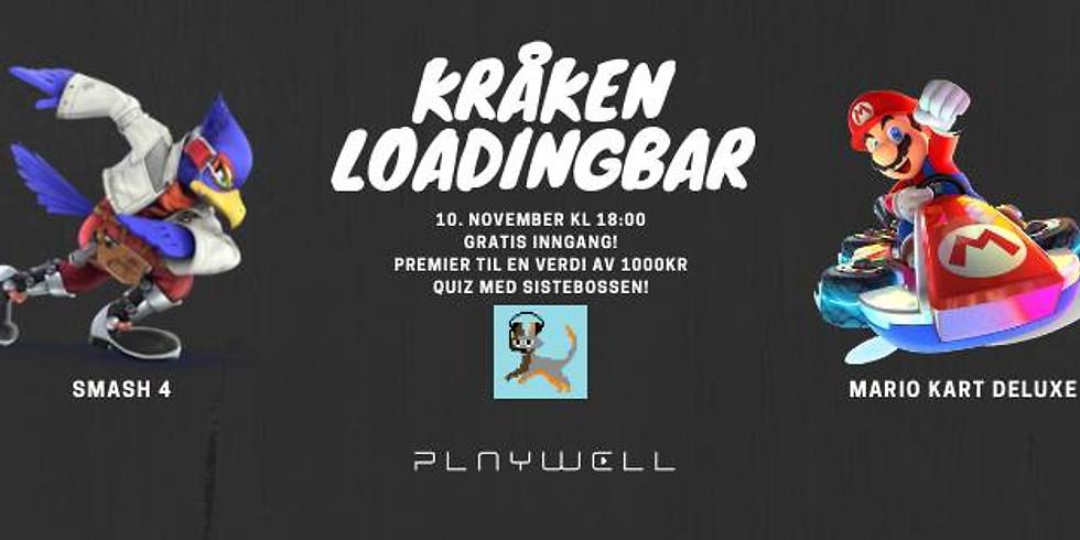 Kråken #LoadingBar (18+)