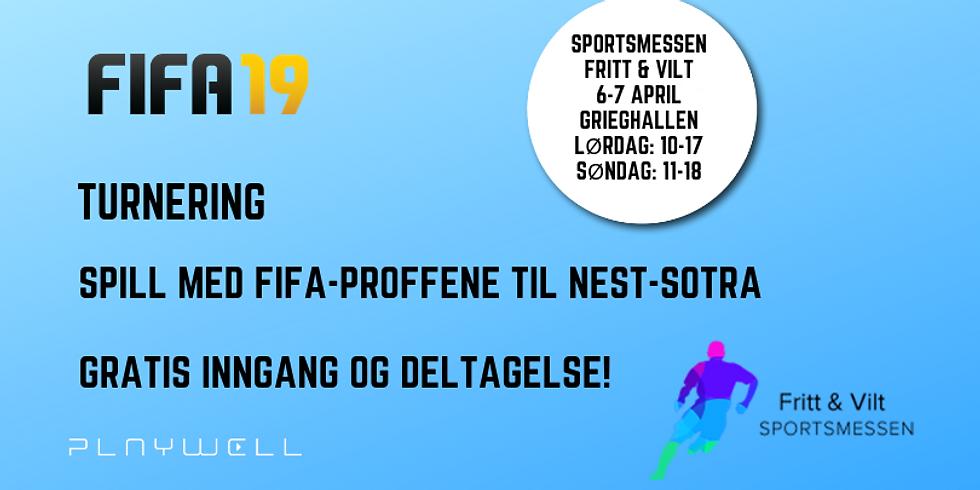 Fritt og Vilt 2019 FIFA-turnering (1)