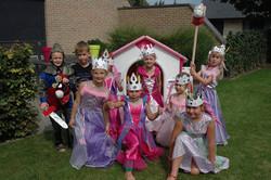 Ridders- en prinsessenfeest