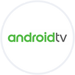 Android TV Green Logo - Click To view