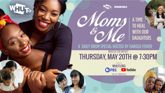 Moms and Me - Daily Drum