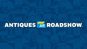 Antiques Roadshow Logo Blue, Click to go to PBS Video App For antiques roadshow