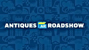 Antiques Roadshow Logo blue