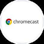 Google Chromecast Color logo