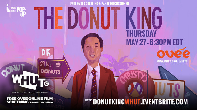 The Donut King Ovee Screening and Panel