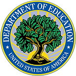 Department_of_Education United_States_of America Color Logo