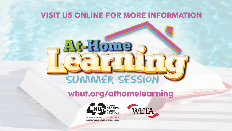 At Home Learning - Summer Session