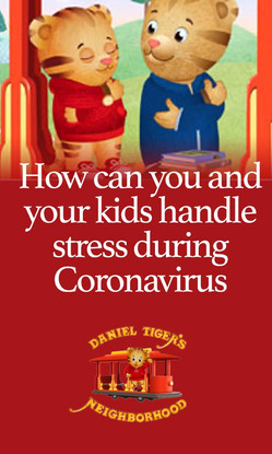 Handling Stress during Coronavirus