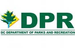 DC Dept. of Parks and Recreation Green and Yellow Color Logo Logo.png