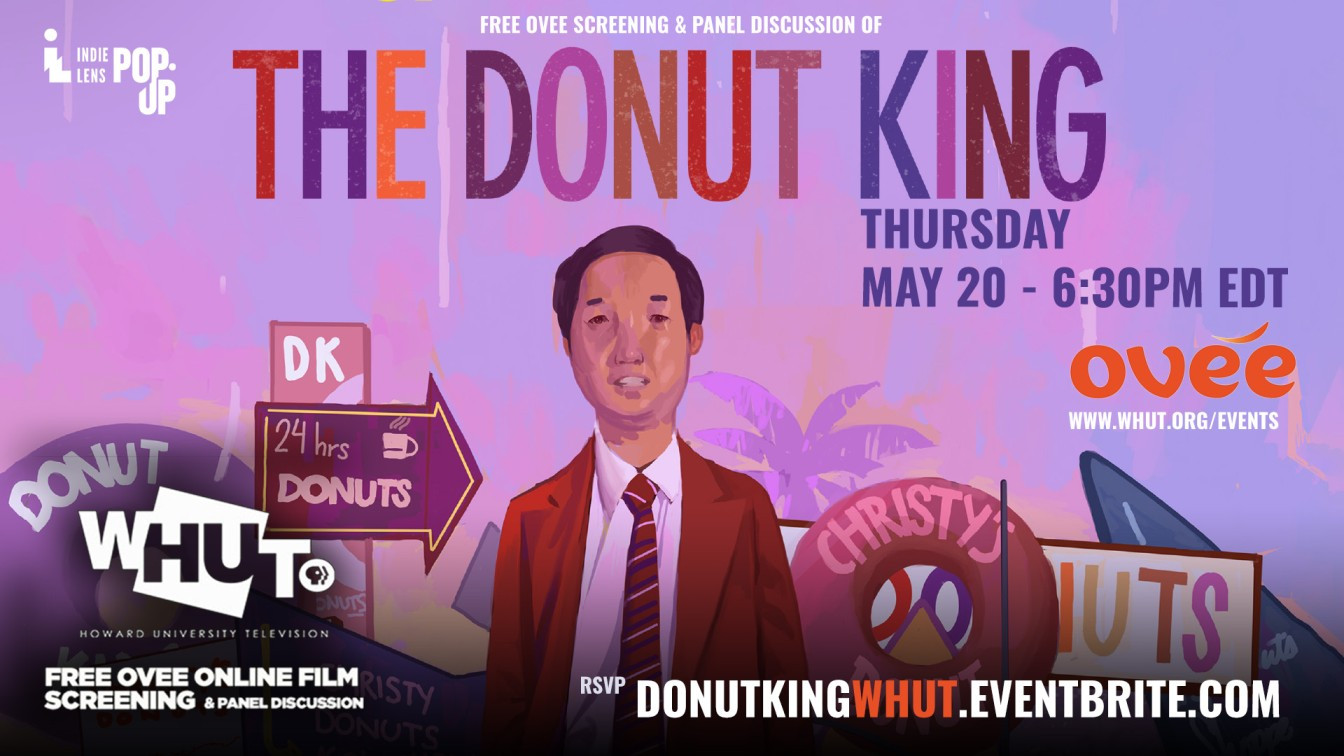 DONUT KING - Film Screening