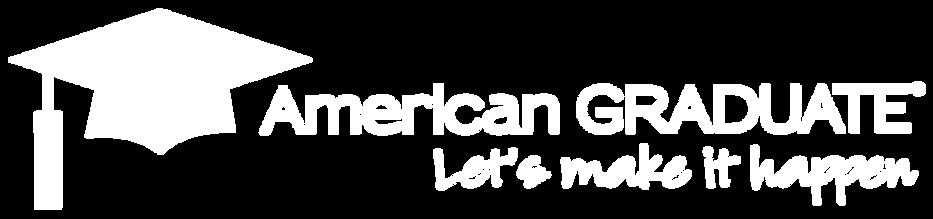 American Graduate Logo HORIZONTAL  WHITE .png
