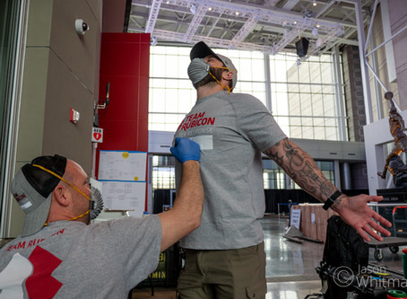 On Assignment: Team Rubicon COVID-19 Response -- Chicago