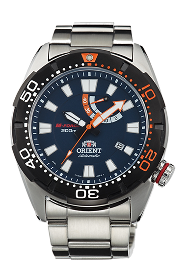 Orient M-Force Bravo Blue SEL0A002D0 Automatic Watch