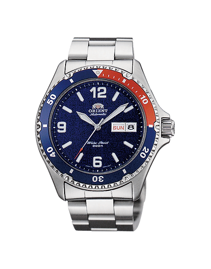 Orient Mako II 2 Pepsi Automatic FAA02009D9 200M Men's Watch