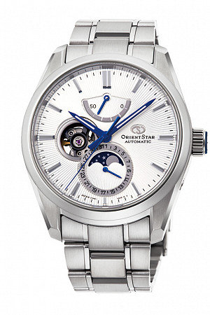 Orient Star Mechanical Moon Phase Automatic RE-AY0002S00B