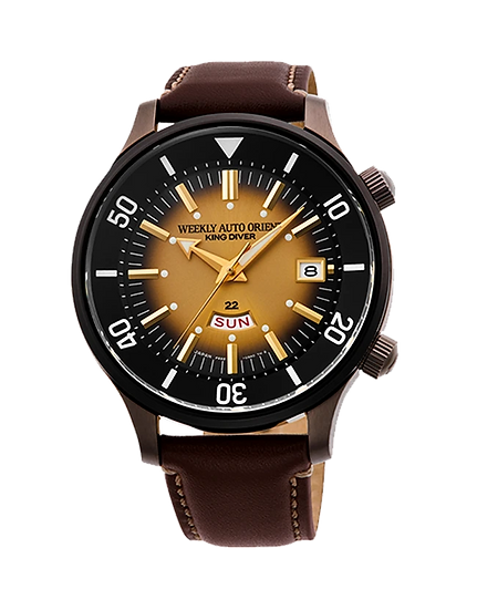 Orient 70th Anniversary Weekly Auto King Diver  RA-AA0D04G0HB Automatic Watch