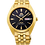Thumbnail: Orient Deneb Tri-Star Gold Automatic Men's Watch RA-AB0E11B19B