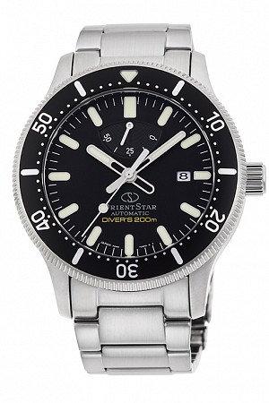 Orient Star Sports Diver Black Dial RE-AU0301B00B