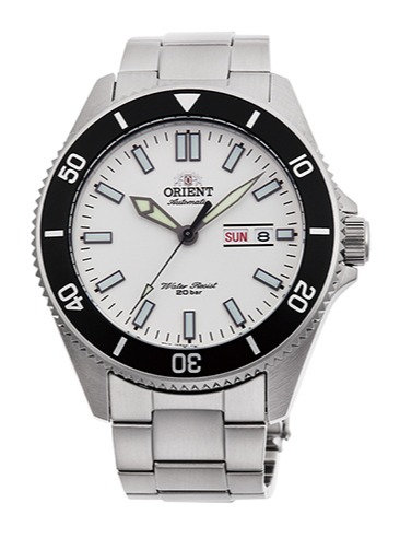 Orient Kano Limited Edition Big Wave Automatic RA-AA0918S19B 200m Men's Watch