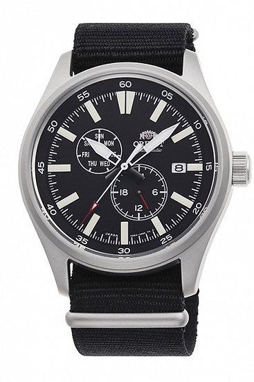 Orient Defender II 2 Automatic Black Dial RA-AK0404B10B Men's Watch