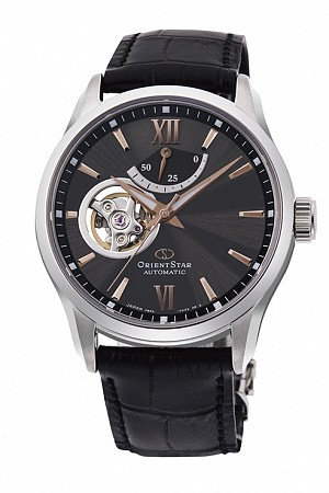 Orient Star Open Heart Automatic RE-AT0007L00B Men's Watch