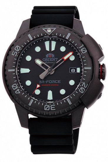 Orient M-Force Black RA-AC0L03B00B Automatic Watch