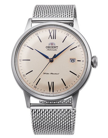 Orient Bambino Champagne RA-AC0020G10B Automatic Men's Watch
