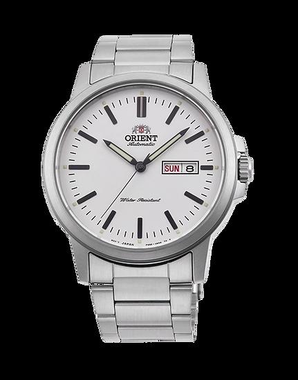 Orient Commuter White Automatic RA-AA0C03S19B Men's Watch