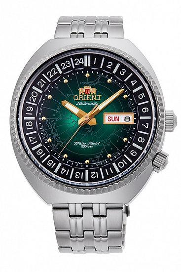 Orient World Map Revival RA-AA0E02E19B  Automatic Watch