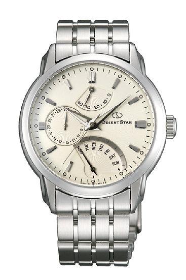 Orient Star Retrograde Power Reserve SDE00002W0 Automatic Men's Watch