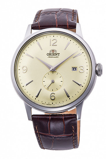 Orient Bambino Small Seconds Champagne RA-AP0003S10B Automatic Men's Watch