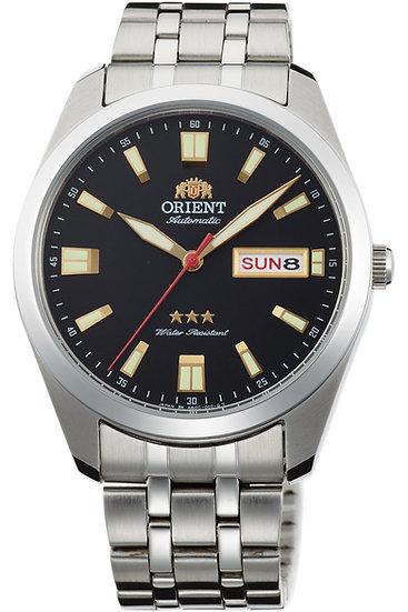 Orient Tri-Star Automatic Black Dial Watch RA-AB0017B19B