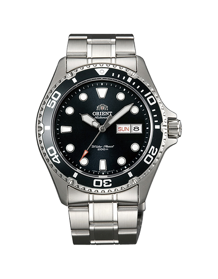 Orient Ray II 2 Black Automatic 200M FAA02004B9 Men's Watch