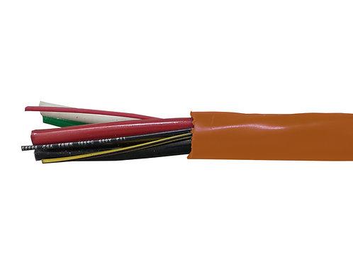 TCERJP Aluminum Generator Wire #3 x 3, #6 x 1, #16x 6  1000 ft. Roll