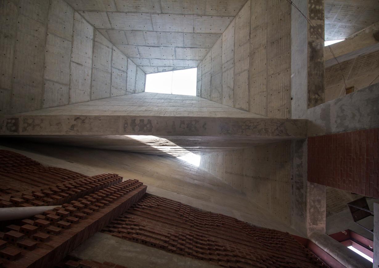 A Pavilion for Public Ritual