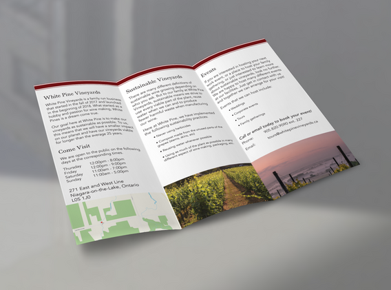 Brochure Inside Information