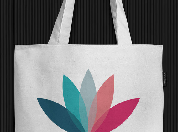 Canvas bag Full Logo