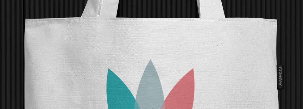 Canvas bag Full Logo