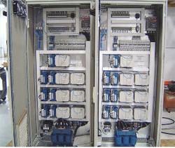Custom Motor Control Panels