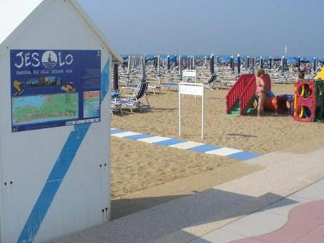 Jesolo è Bandiera Blu delle Spiagge