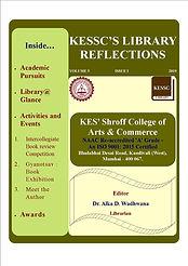 KES E-Bulletin Vol. No. 5 Issue No. 1 20