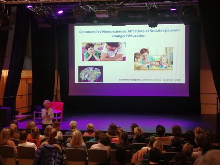 Le développement du cerveau de nos enfants soumis à l'empathie des adultes
