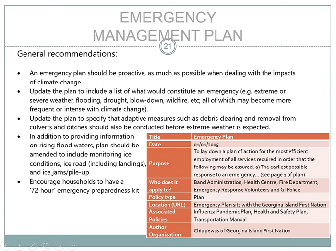 Emergency-management-plan-climate-change