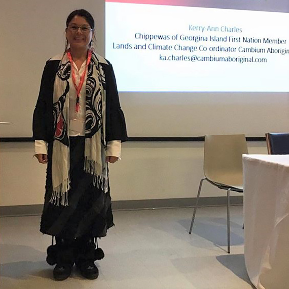 Kerry Ann Charles Norris Cambium Indigenous Professional Services