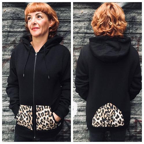 Sudadera - leopardo2