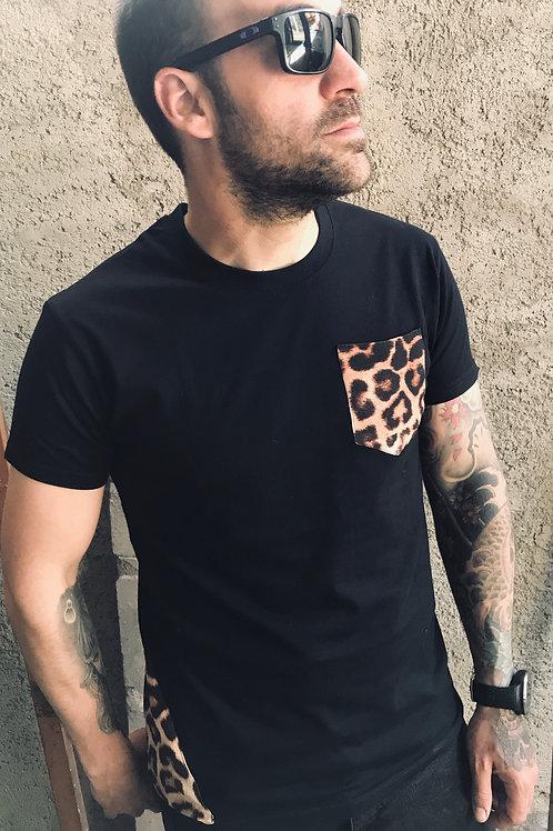 Camiseta - leopardo