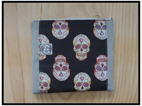 Guarda todo - calavera mex.mini