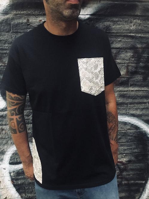 Camiseta - serpiente